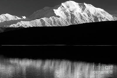Photograph - Denali by Chris Scroggins