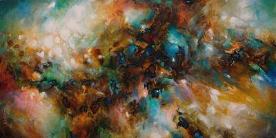 'deniable Space' Art Print by Michael Lang