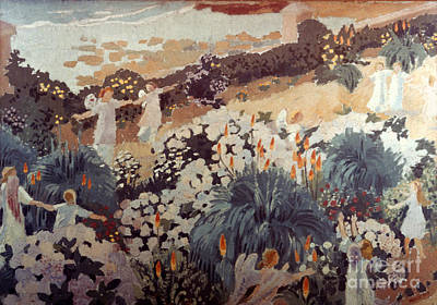 Photograph - Denis: Paradise, 1912 by Granger