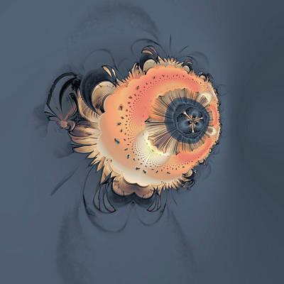 Digital Art - Denizen Of The Deep 1 by Claude McCoy