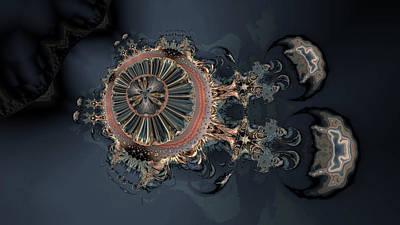 Digital Art - Denizen Of The Deep 12 by Claude McCoy
