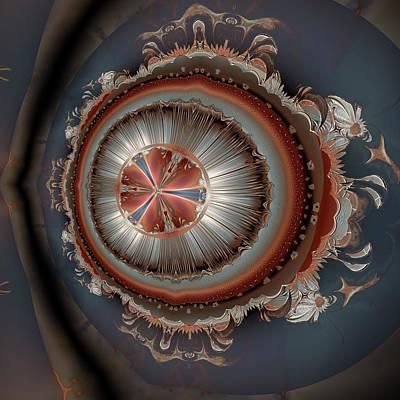 Digital Art - Denizen Of The Deep 16 by Claude McCoy