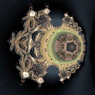 Digital Art - Denizen Of The Deep 18 by Claude McCoy