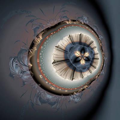 Digital Art - Denizen Of The Deep 3 by Claude McCoy