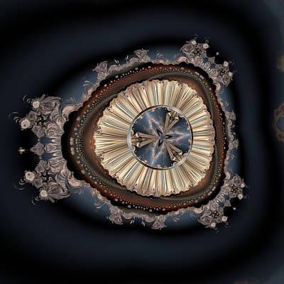 Digital Art - Denizen Of The Deep 6 by Claude McCoy