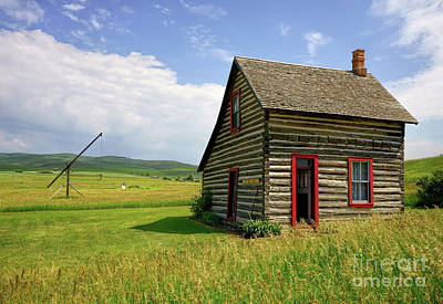 Photograph - Denmark Jensen Home by Roxie Crouch