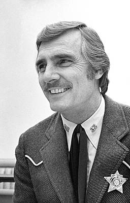 Pop Art Rights Managed Images - Dennis Weaver Royalty-Free Image by Buddy Mays