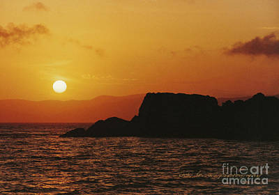 Photograph - Dent Island Sunset by Vicki Ferrari