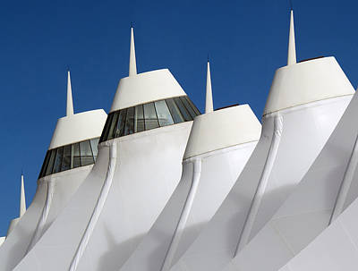 Denver International Airport Dia Colorado Art Print