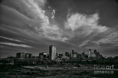 Photograph - Denver Skyline by Kristal Kraft
