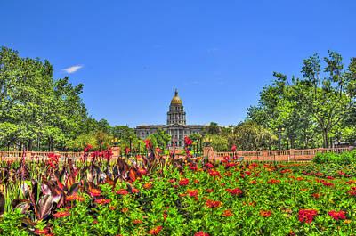 Denver State Capitol Building Original