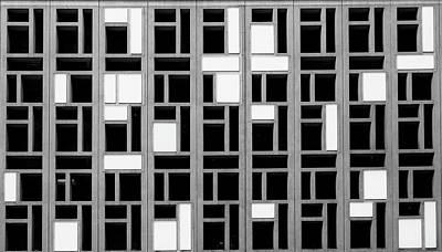 Photograph - Denver Street - Patterns by John McArthur