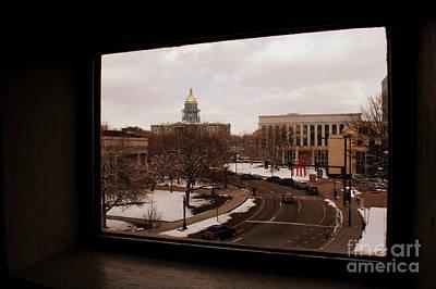 Photograph - Denver Streets by Anjanette Douglas