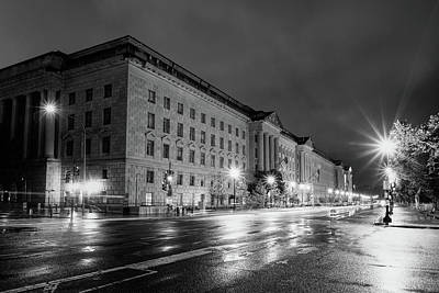 Photograph - Department Of Commerce by Ray Devlin