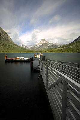 Photograph - Departure Dock by David Andersen