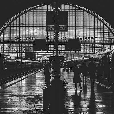 Photograph - Departure by Pixabay
