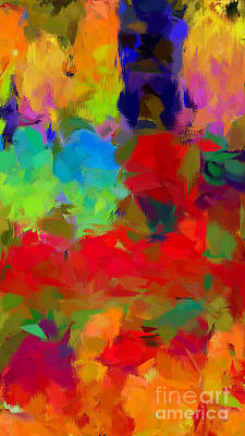 Digital Art - Departure by Rafael Salazar