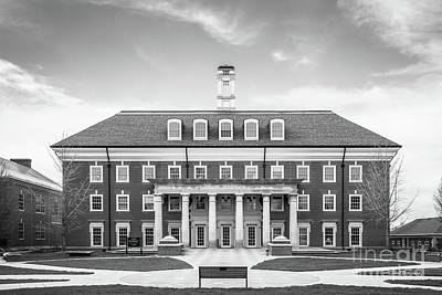 Photograph - Depauw University West Library by University Icons