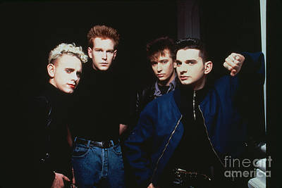 Depeche Mode Art Print