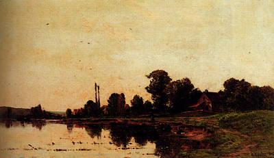 Deply Hippolyte Camille Matin De Printemps Art Print
