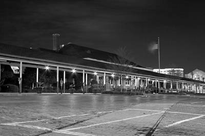 Photograph - Seaboard Airline Railroad Station by Joseph C Hinson Photography