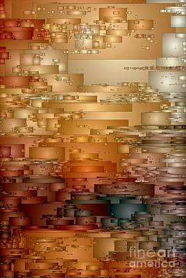 Digital Art - Depth by Rafael Salazar