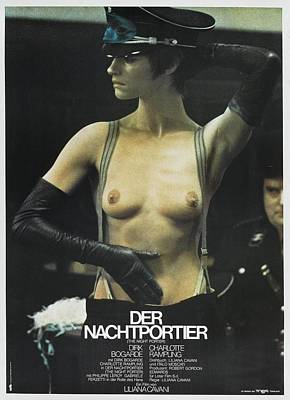 Mystery Digital Art - Der Nachtportier by Fine Artist