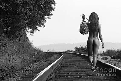 Nudes Royalty-Free and Rights-Managed Images - Derailed by Naman Imagery
