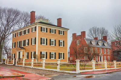 Photograph - Derby And Hawke's House by Jeff Folger