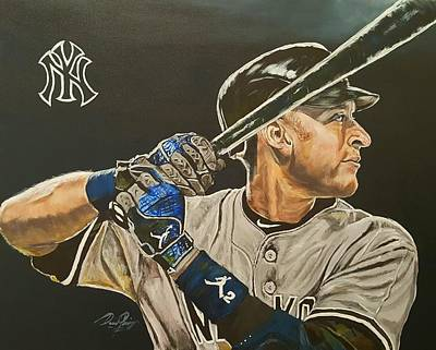 Derek Jeter The Captain  Original
