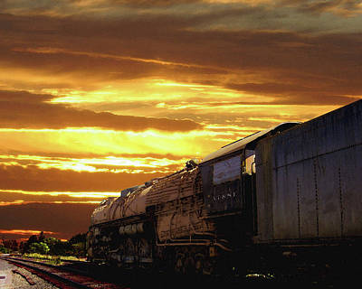 Derelict At Dawn Art Print by Timothy Bulone