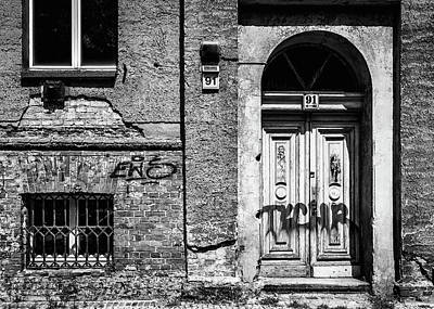 Photograph - Derelict Berlin by Framing Places