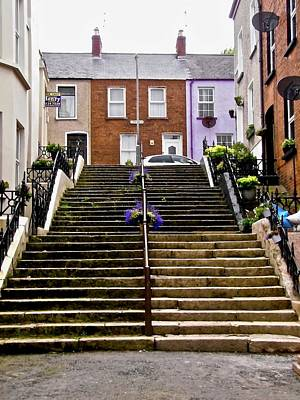 Photograph - Derry Steps by Stephanie Moore