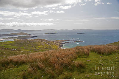 Photograph - Derrynane Bay Ireland by Cindy Murphy - NightVisions