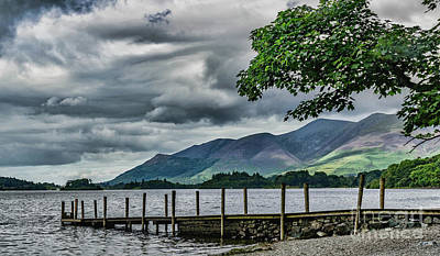 Photograph - Derwentwater #3 by Elvis Vaughn