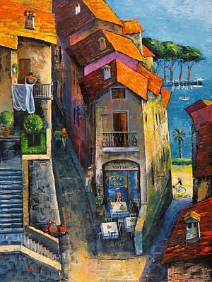 Painting - Desenzano Del Garda by Mikhail Zarovny