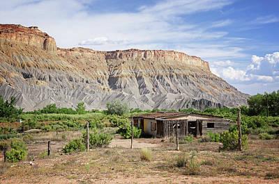 Photograph - Desert Abode by Susan McMenamin