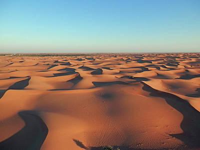 Photograph - Desert Awakening by Pema Hou