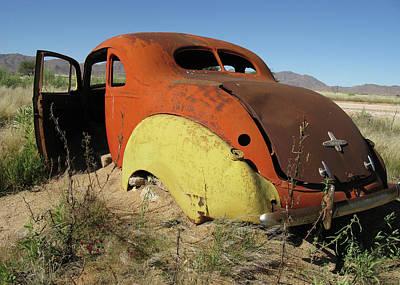 Photograph - Desert Beauty by Doug Matthews