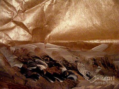 Painting - Desert Cemetery by Nancy Kane Chapman