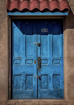 New Mexico Digital Art - Desert Door by Michael Osborne