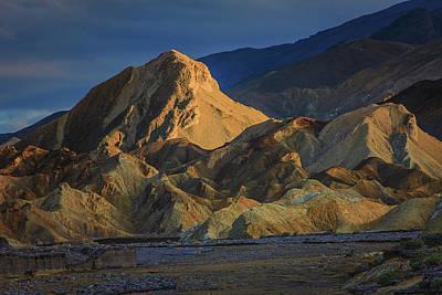 Photograph - Desert Drama 2017 by Ralph Nordstrom