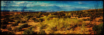 Photograph - Desert Dreaming Near Page Arizona by Roger Passman