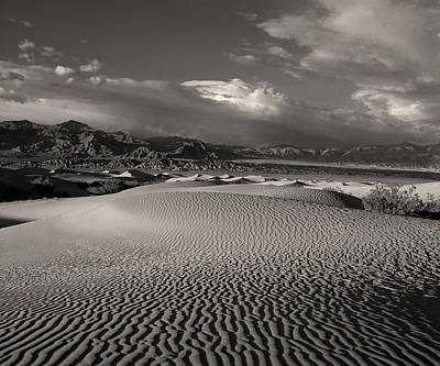 Photograph - Desert Dunes by Gary Cloud