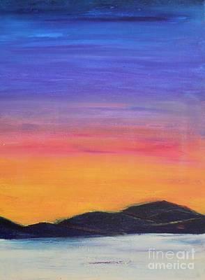 Painting - Desert Festival I by Kim Nelson