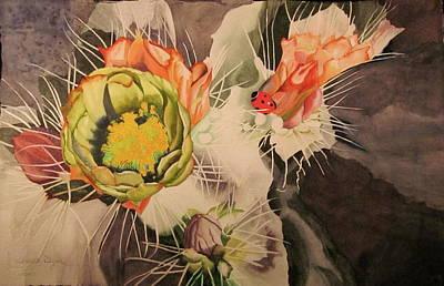 Desert Grace Art Print