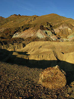 Photograph - Desert Hills by Inge Riis McDonald
