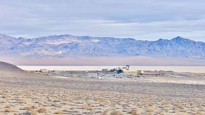 Photograph - Desert Industry by Marilyn Diaz