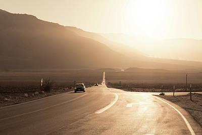 Photograph - Desert Junction by Scott Rackers