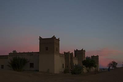 Desert Kasbah Morocco 2 Art Print